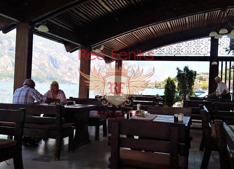 Уютный Ресторан на Берегу Залива, купить коммерческую в Прчань