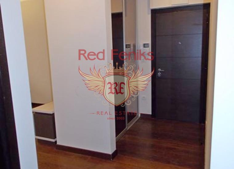 Трехкомнатная квартира в Будве, Квартира в Будва Черногория