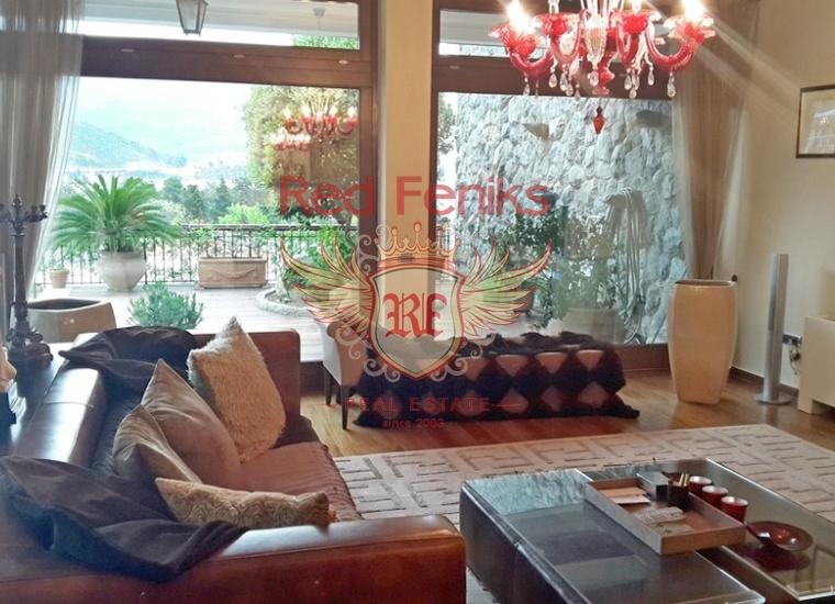 Роскошная вилла в Будве, купить дом в Регион Будва