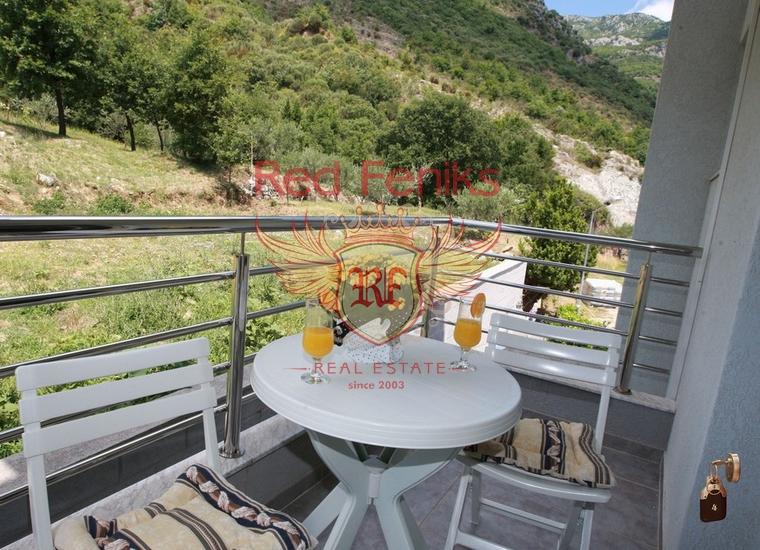 Прекрасный Отель в Бечичи, Коммерческая недвижимость в Бечичи Черногория