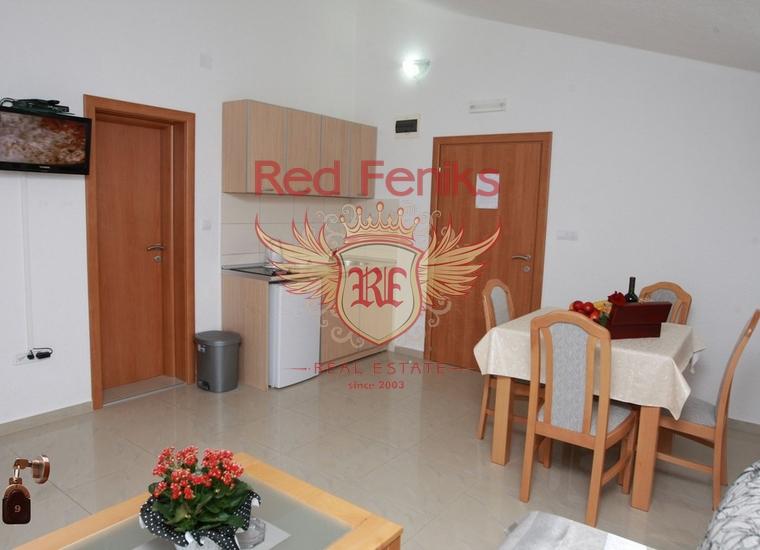Прекрасный Отель в Бечичи, купить коммерческую недвижимость в Регион Будва