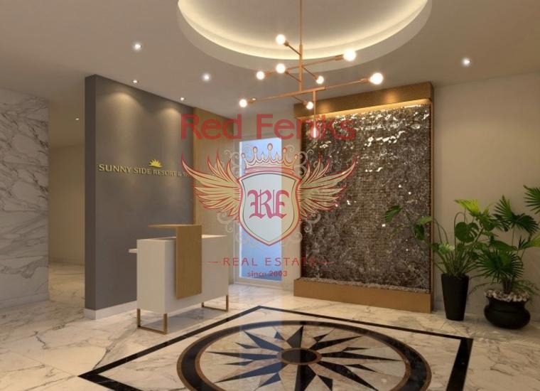 Высококачественные Aпартаменты в Бечичи, купить квартиру в Бечичи