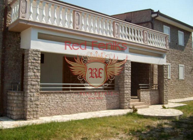 Каменный дом на берегу Которского залива в поселке Доброта, купить дом в Которский залив