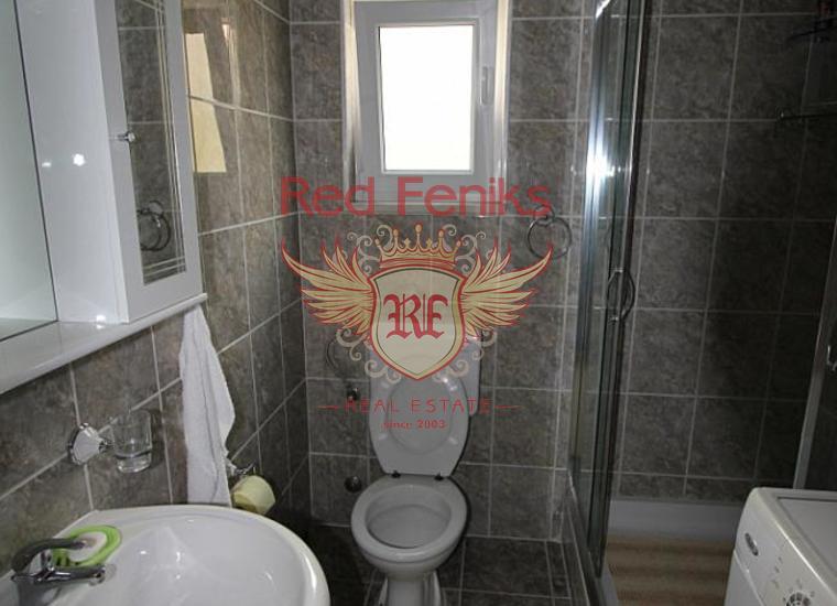 Уютная квартира на Топла-3, Херцег-Нови, Квартира в Херцег Нови Черногория