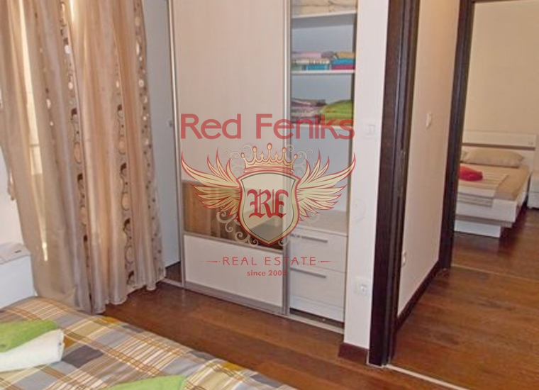 Трехкомнатная квартира в Будве, купить квартиру в Регион Будва