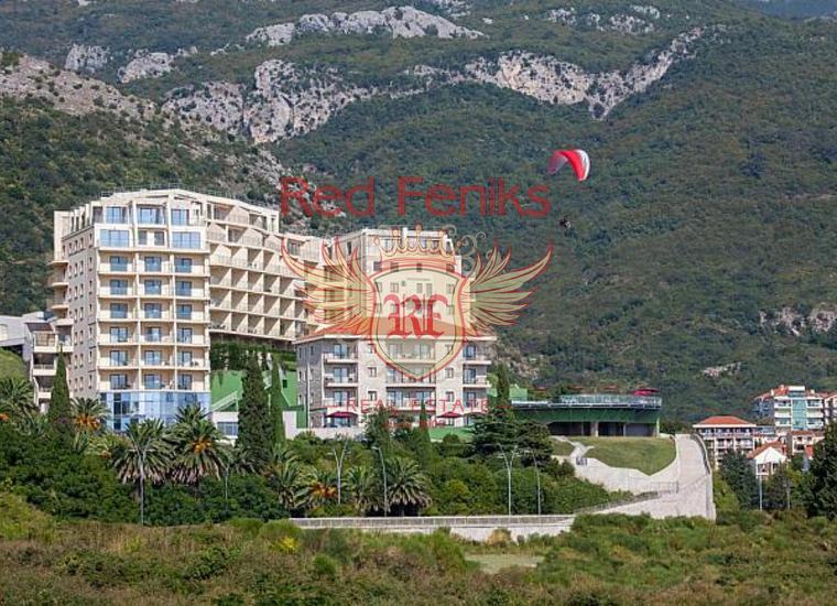 Жилой комплекс Бечичи-Рафаиловичи, Квартира в Регион Будва Черногория