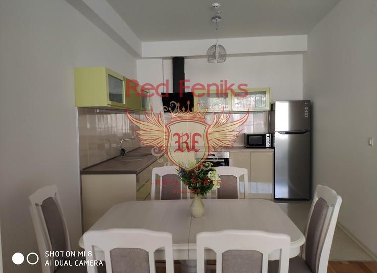 Двухкомнатная квартира в Будве, купить квартиру в Бечичи