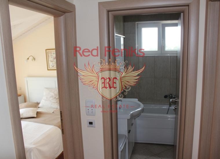 Трёхкомнатная квартира в Бигово, Квартира в Радовичи Черногория