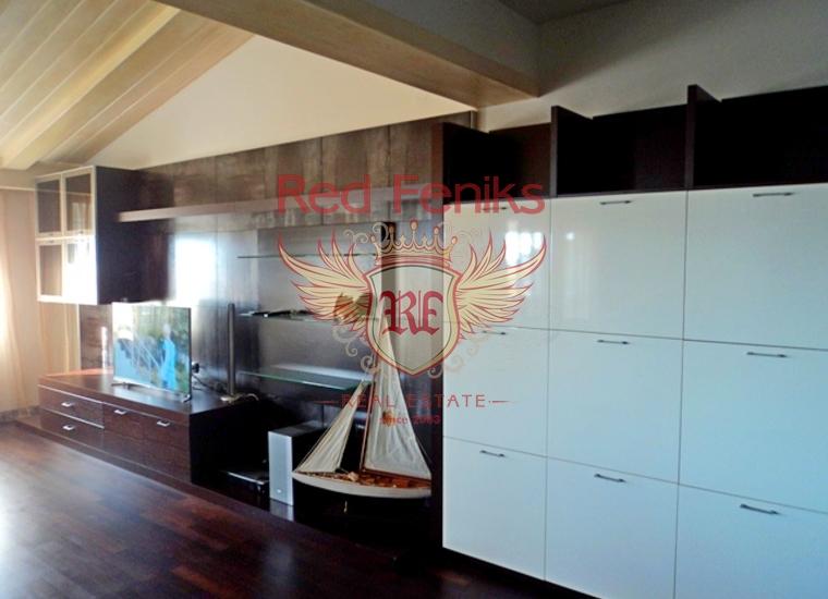 Четырехкомнатная квартира в Будве, Квартира в Регион Будва Черногория