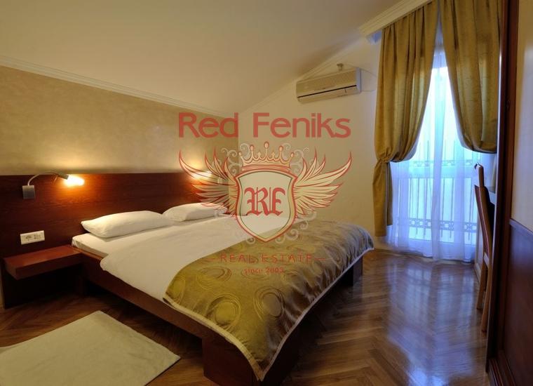 Отель в Петровце, Коммерческая недвижимость в Регион Будва Черногория