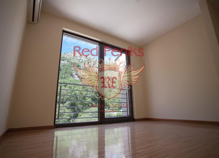 Новый апарт-отель в Рисане на первой линии, купить виллу в Рисан