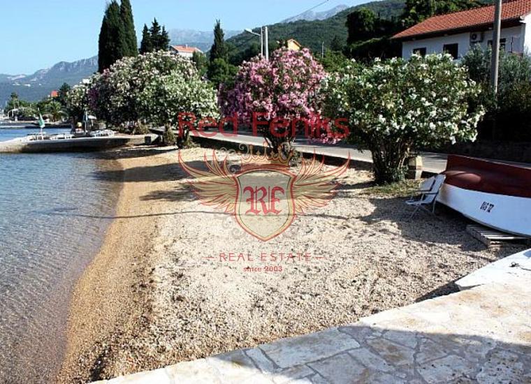 Мини-отель на первой линии в Кумборе, Коммерческая недвижимость в Кумбор Черногория