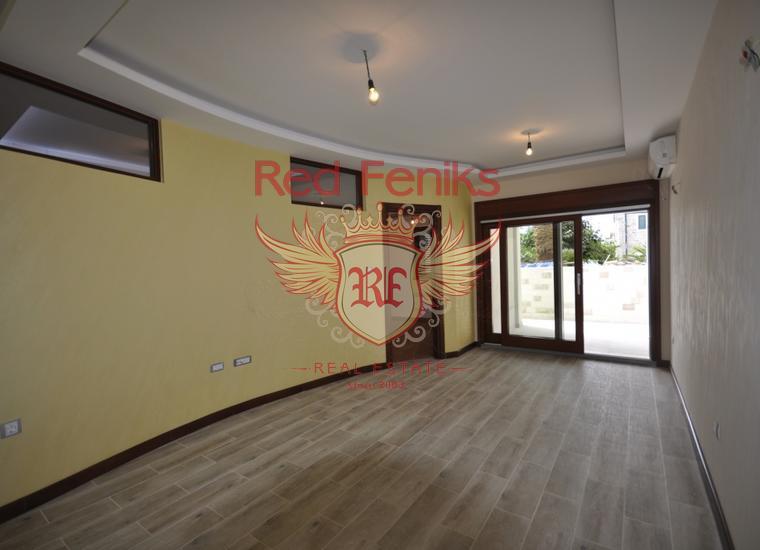 Великолепная Трехкомнатная квартира, Квартира в Херцег Нови Черногория