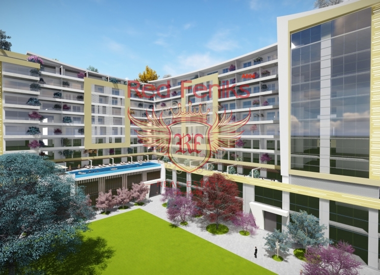 Люкс Апартамент в Центре Будвы, купить квартиру в Регион Будва