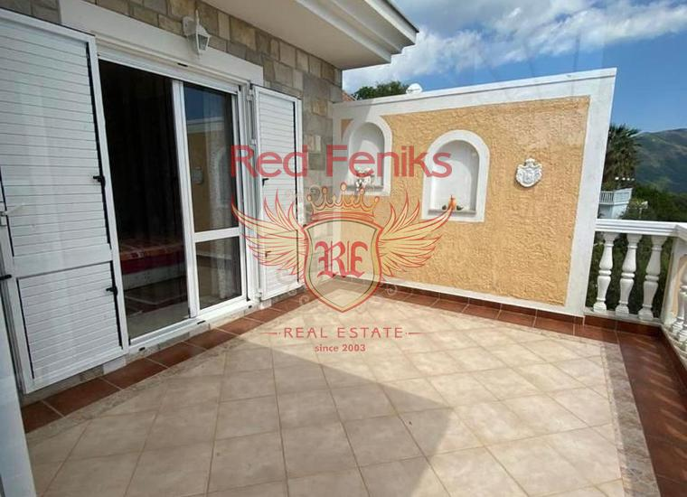 Комфортабельная Вилла Нелица в районе Поди Херцег Нови, купить дом в Херцег Нови