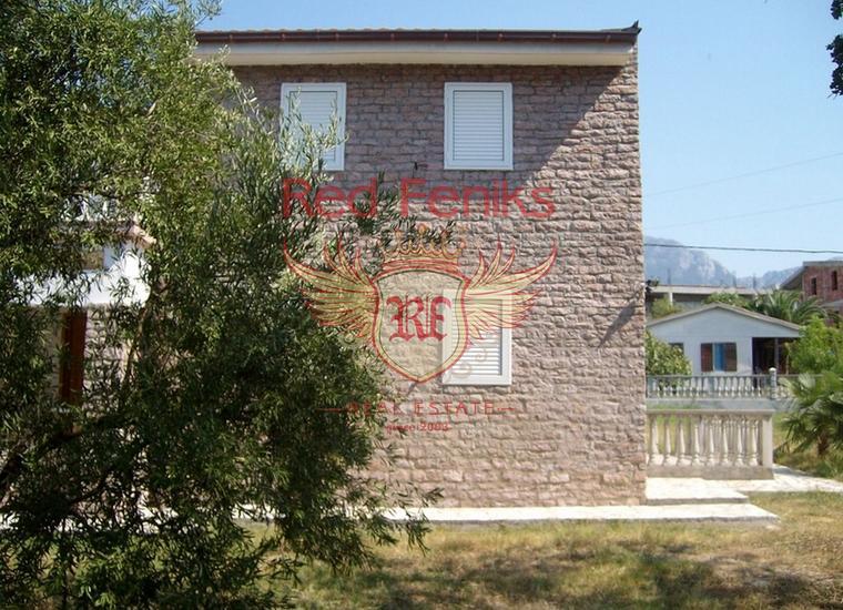 Каменный дом с апартаментами в Баре, Вилла в Бар Черногория