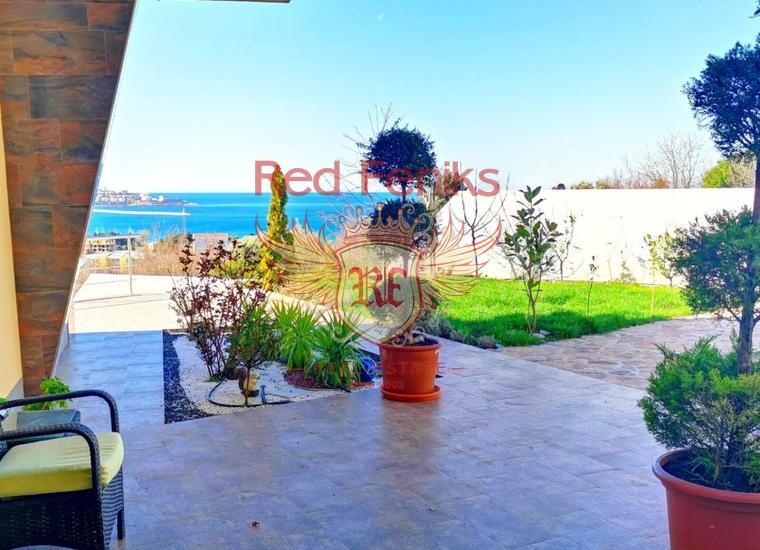 Современная вилла с бассейном видом на море Бар, Шушань, Дом в Регион Бар и Ульцинь Черногория