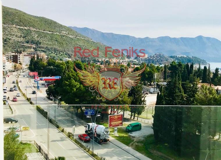 Двухкомнатаня Квартира в Будве, Квартира в Регион Будва Черногория