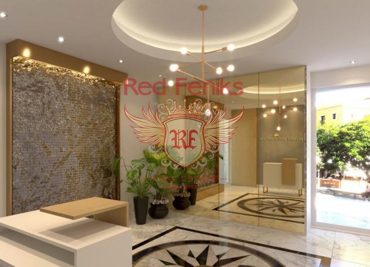 Высококачественные Aпартаменты в Бечичи, Квартира в Бечичи Черногория