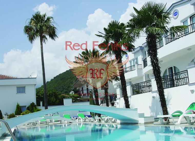 4 звездный отель в Кумборе, Коммерческая недвижимость в Кумбор Черногория