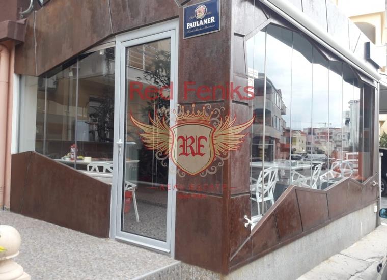 Вилла с кафе в Будве, Коммерческая недвижимость в Регион Будва Черногория