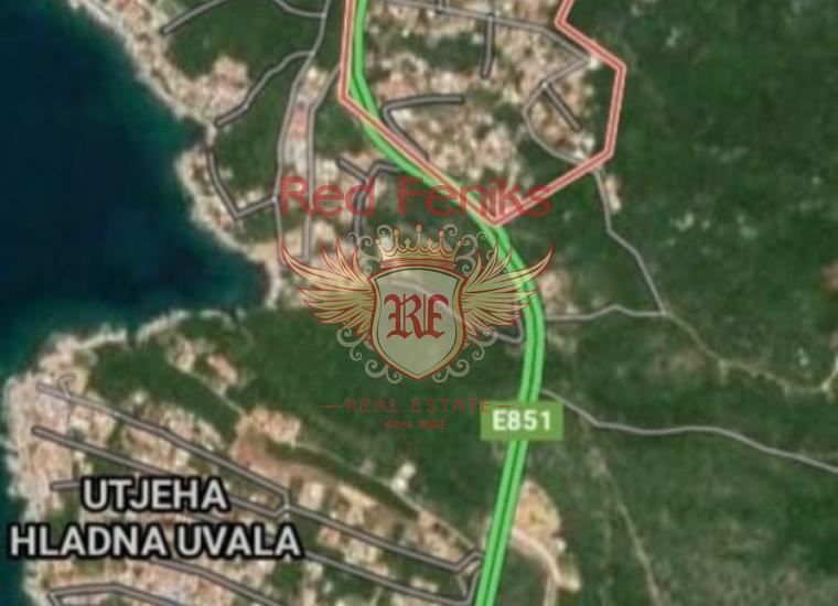 Вилла в Утехе в 30 метрах от Моря, в комплексе с Бассейном Бар, купить дом в Регион Бар и Ульцинь