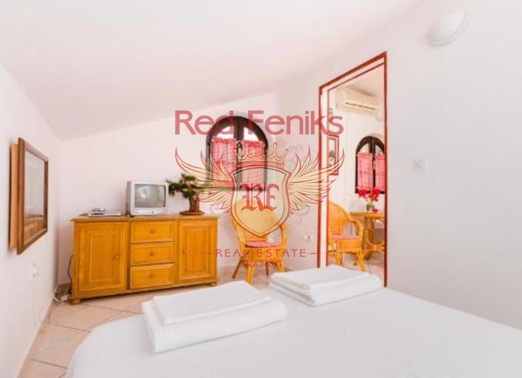 Потрясающие Апартаменты в Центре Будвы, купить гостиницу в Будва