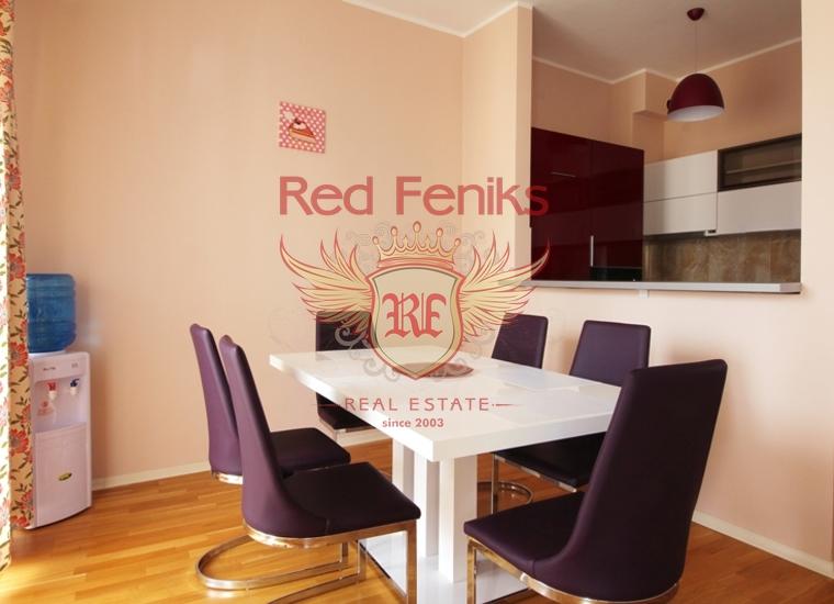 Продаются гостиничные резиденции в Черногории, Бечичи / Будва, купить квартиру в Бечичи