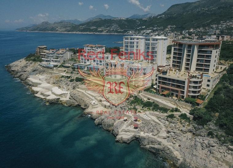 Квартира в 50 метрах от моря (Добра Вода) Черногория, Квартира в Регион Бар и Ульцинь Черногория