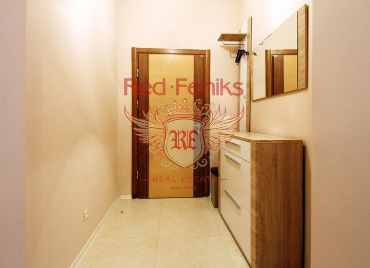 Продаются гостиничные резиденции в Черногории, Бечичи / Будва, Квартира в Регион Будва Черногория