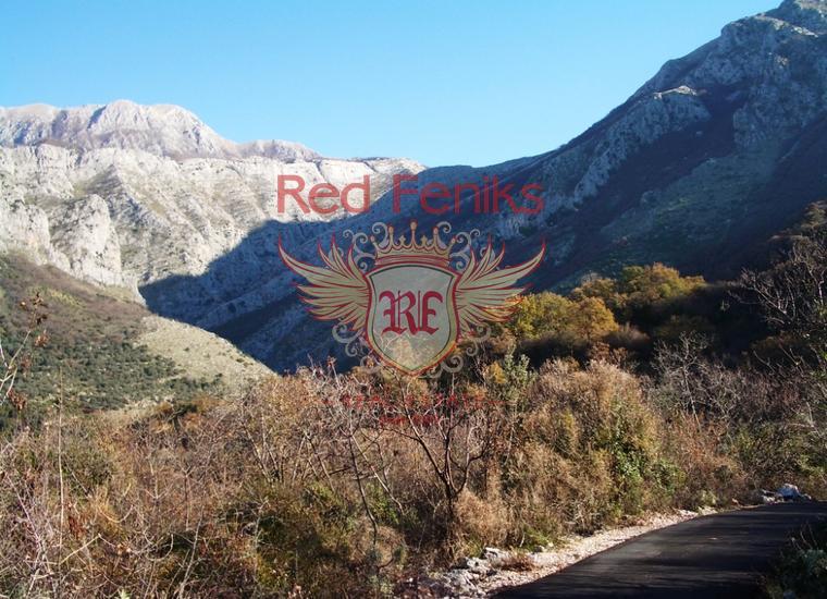 Большой участок в Баре, Земля в Регион Бар и Ульцинь Черногория