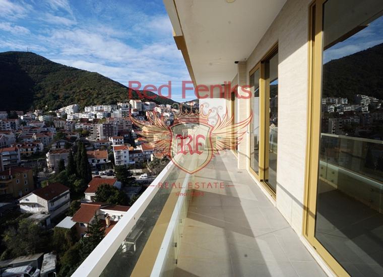 Раскошная Квартира в Будве, Квартира в Будва Черногория