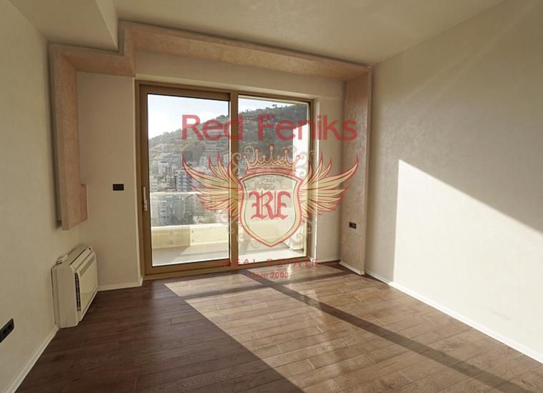 Раскошная Квартира в Будве, купить квартиру в Будва