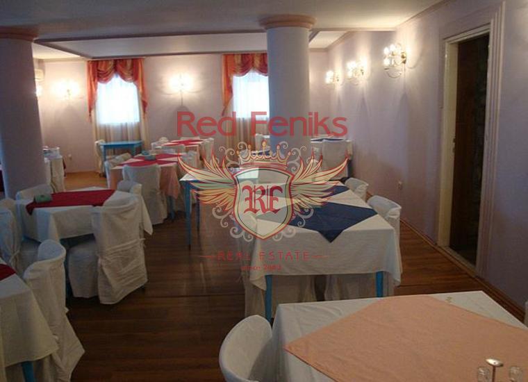 4 звездный отель в Кумборе, купить коммерческую недвижимость в Херцег Нови
