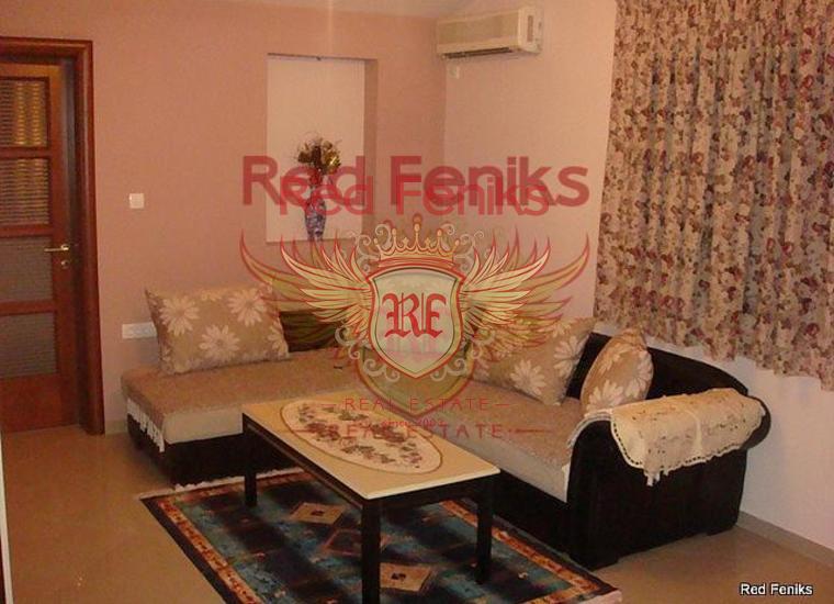 Апартамент с одной спальней и видом на море на Св.Стефане, Квартира в Святой Стефан Черногория