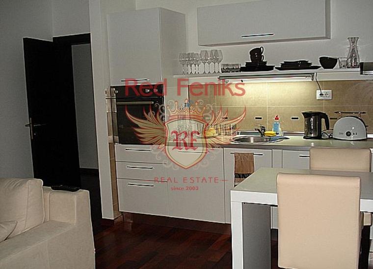 Шикарная квартира с видом на залив в Доброте, купить квартиру в Которский залив