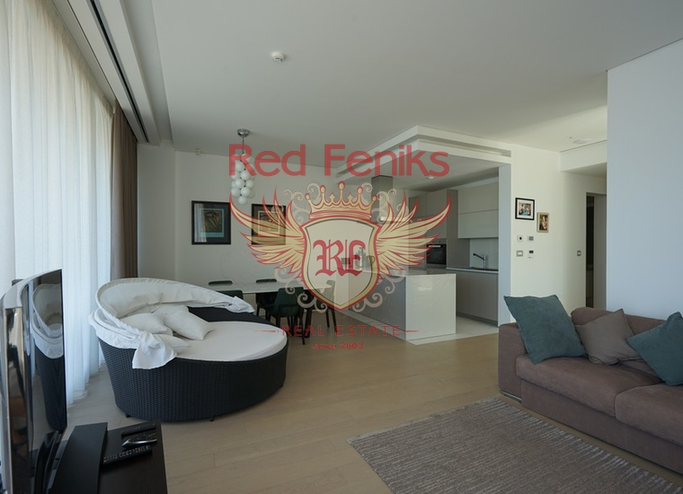 Великолепная Квартира в Будве, Квартира в Будва Черногория