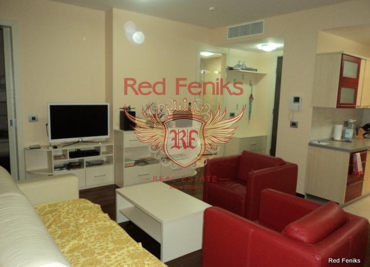 Трехкомнатная квартира в Будве на первой линии, купить квартиру в Регион Будва