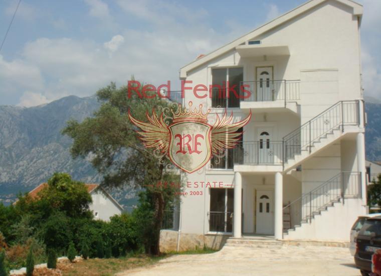 Квартира с участком в Столиве, Квартира в Столив Черногория