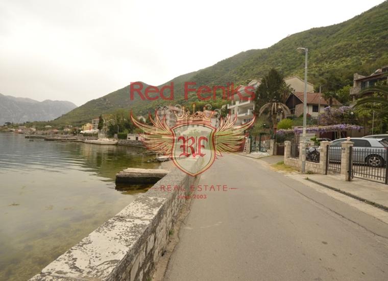 Участок на первой линии Столив, Участок Столив Черногория