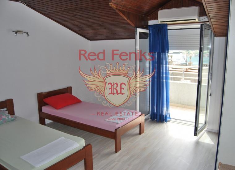 Семейный Апарт Отель в Которе, купить коммерческую недвижимость в Которский залив