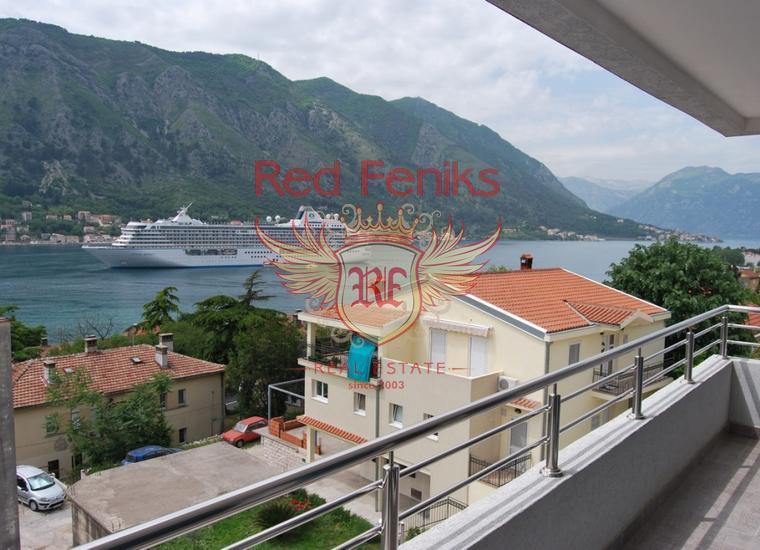 Продажа мини апарт отеля в Черногории, Котор.
