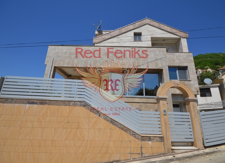 Вилла класса люкс, в Доньей Ластве, Тиват., Вилла в Тиват Черногория