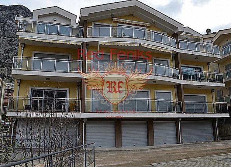 Шикарная квартира с видом на залив в Доброте, купить квартиру в Котор