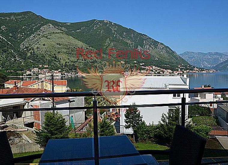 Шикарная квартира с видом на залив в Доброте, Квартира в Котор Черногория