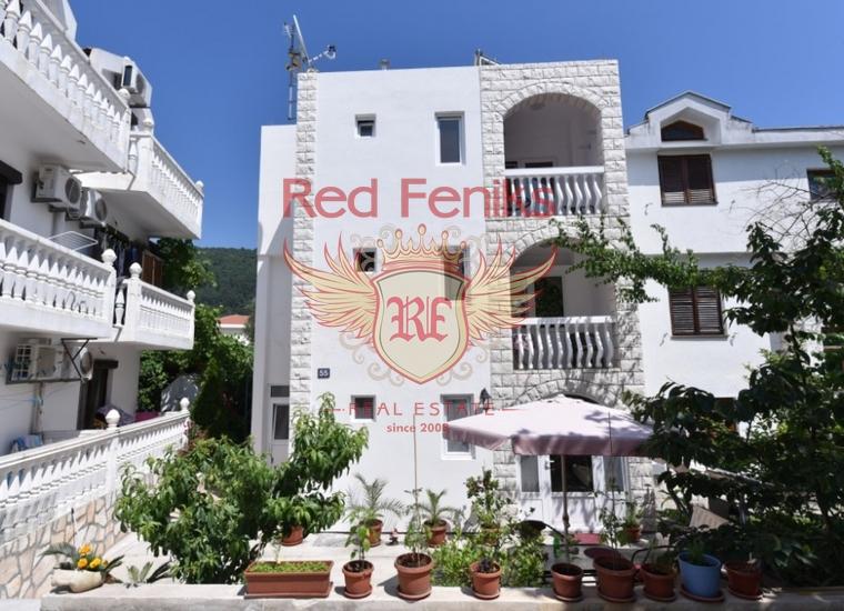 Продается действующий доходный бизнес - вилла с апартаментами в сердце туристической Черногории, городе Будва! Вилла общей площадью 270 м2 располагает 8 апартаментами и квартирой с отдельной спальней, где могут проживать хозяева или же ее так же можно сдавать.