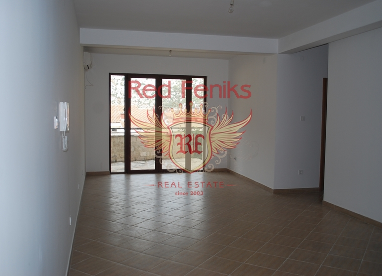 Новая квартира с 3 спальнями в Бока-Которском заливе, Квартира в Рисан Черногория