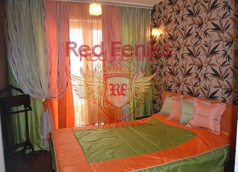 Квартира с двумя спальнями в TQ Plaza, купить квартиру в Будва