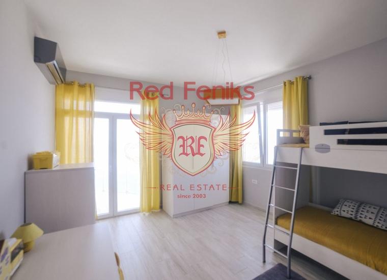 Квартира в 50 метрах от моря (Добра Вода) Черногория, купить квартиру в Добра Вода