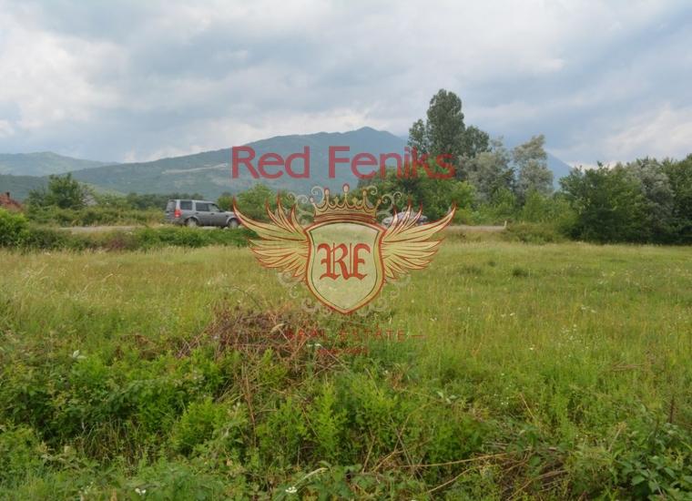 Земельный участок в Даниловграде, Участок Подгорица Черногория